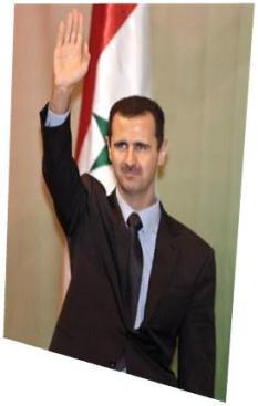 Syrian President, Bashar al-Assad