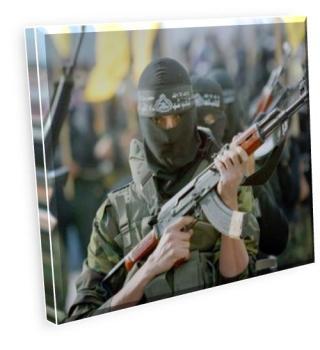 Fatah gunman