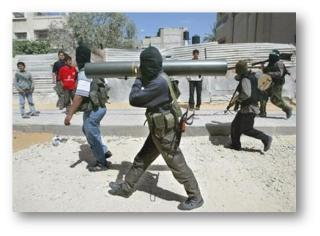 Hamas terrorists operate tightly within civilian population