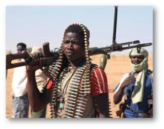 Sudanese fighters