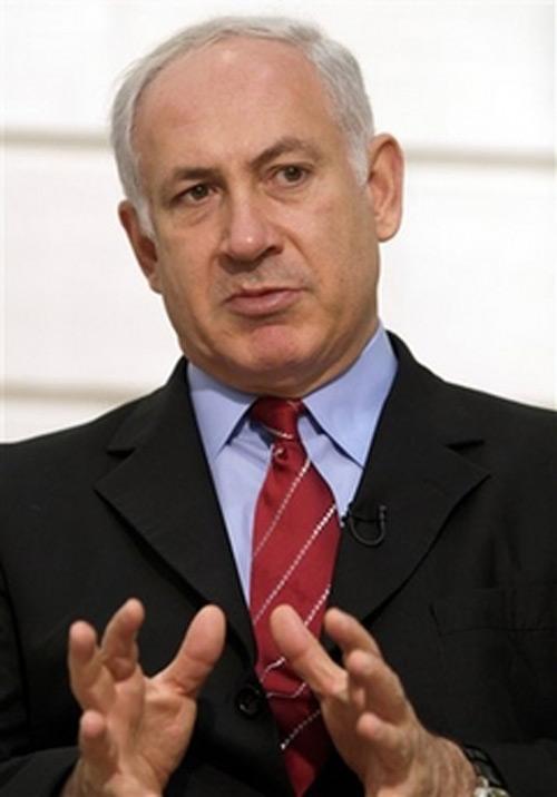 Premiê israelense diz que aceita Estado palestino desmilitarizado