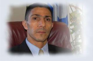 Deputy consul general of Israel for the Pacific Northwest, Ishmael Khaldi