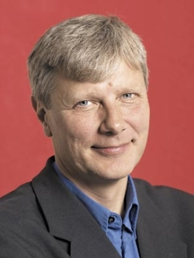 Chairman of the Swedish Left Party, Lars Ohly