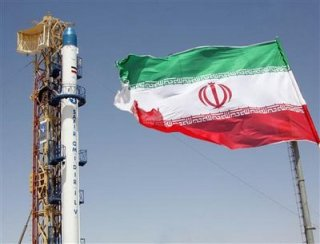 The wind in Iranian deserts also interfered with the launch