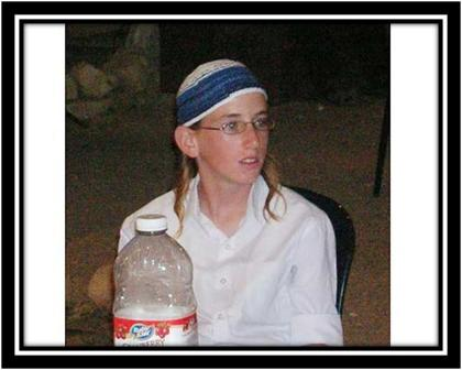 13-years-old Shlomo Nativ, RIP