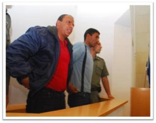 Ibrahim and Awad al-Nabari (Courtesy: Ynet)