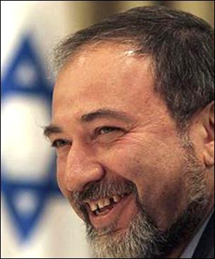 Israel Beitenu's Avigdor Lieberman