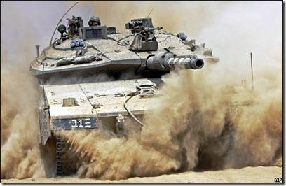 Merkava 3 Tank