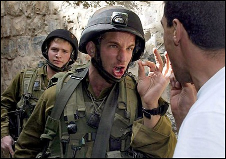 Only he knows how difficult it is to be an IDF soldier