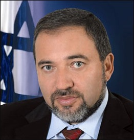 Avigdor Lieberman, loved by some, hated by many.