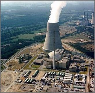Irans nuclear reactor in Bushehr