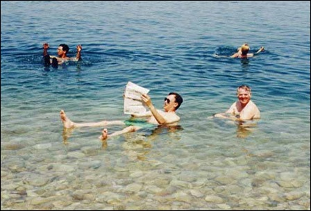 The best and safest place to study this index must be in the Dead Sea