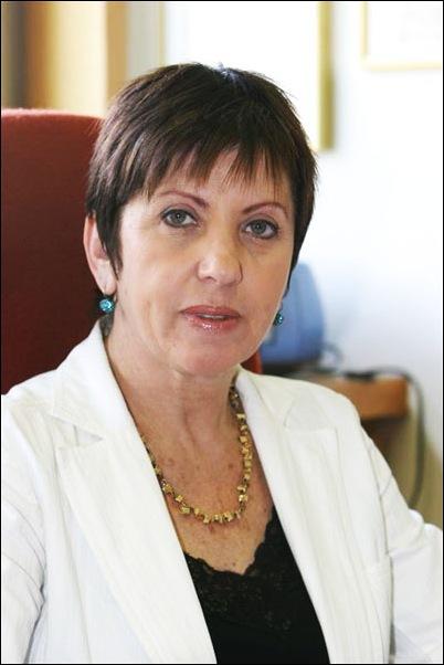 Former MERETZ MK Zehava Gal'on
