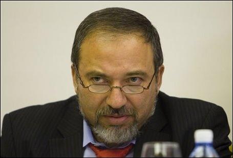 Israeli FM Avigdor Lieberman