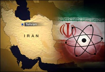 Nuclear Iran (courtesy:  AStreetJournalist.com)