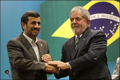 Iran and Brazil - new best friends?