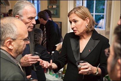 Kadima's chairwoman Zipi Livni