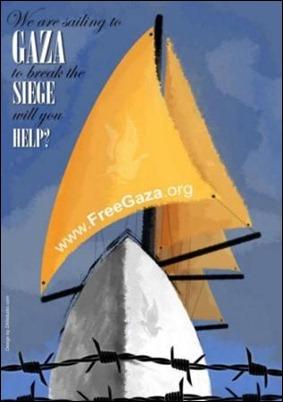 Free Gaza's logo